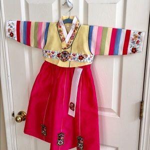 Other - Korean Taditional Dress Hanbok